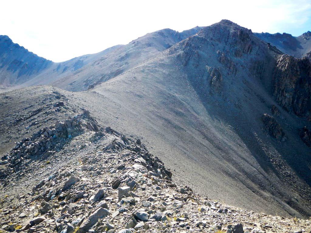 Upper West Ridge