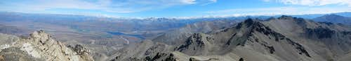 Taylor Summit Panorama Northwest