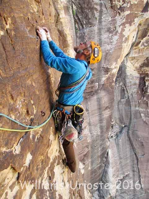 Swing Shift, 5.10c, 7 Pitches