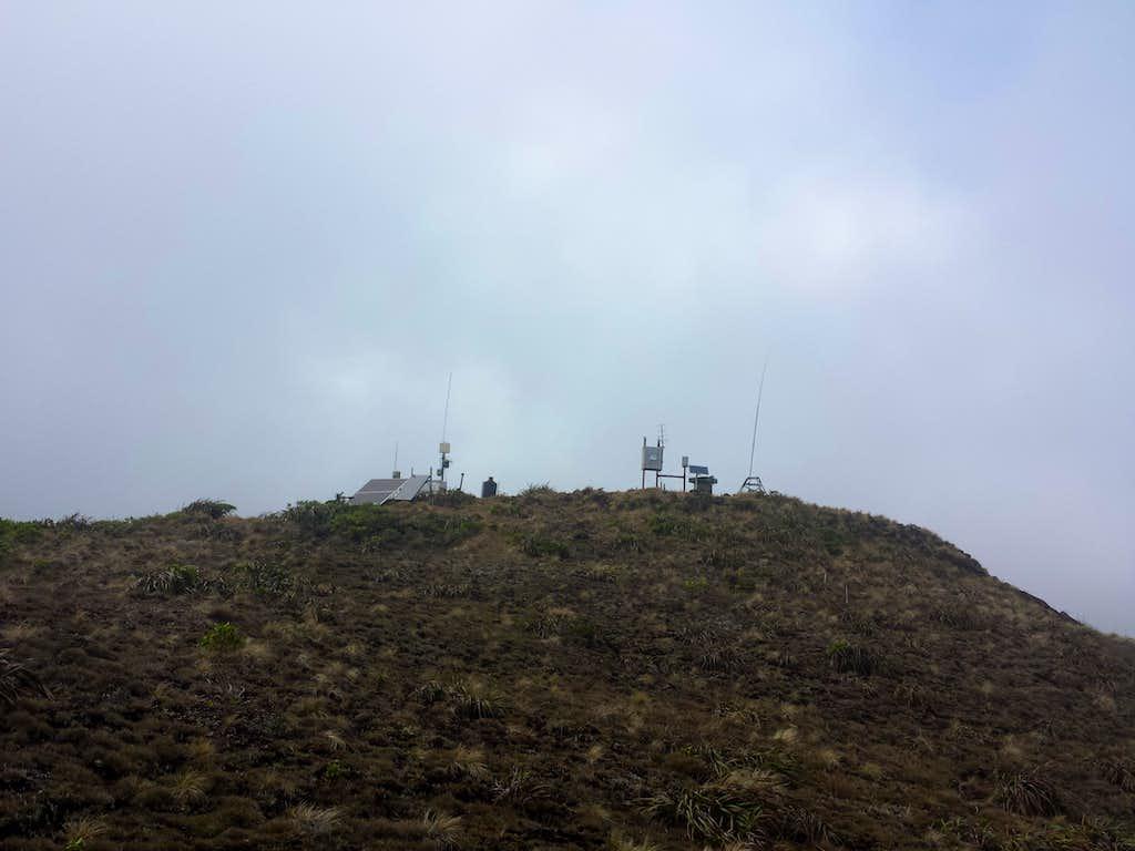 Waiʻaleʻale Weather Station