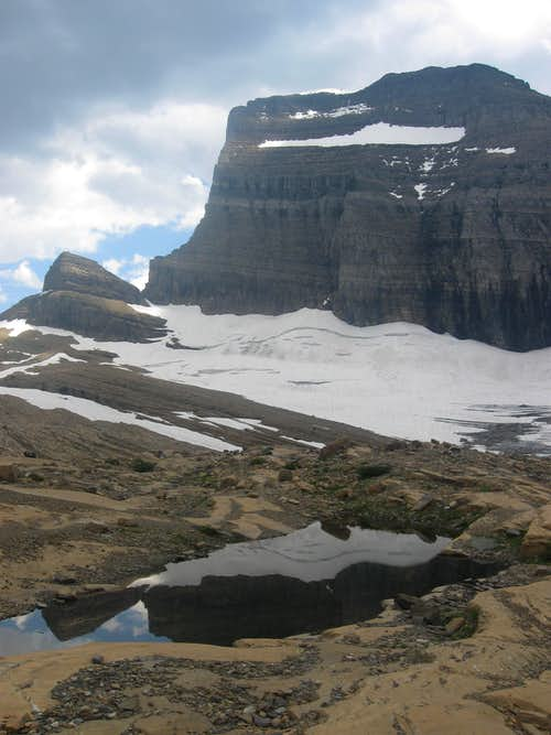 Grinnell Glacier - 7.4.2015