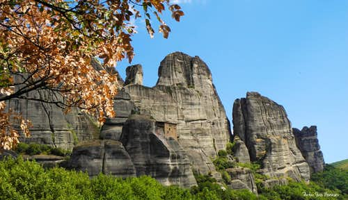 Holy towers of Meteora