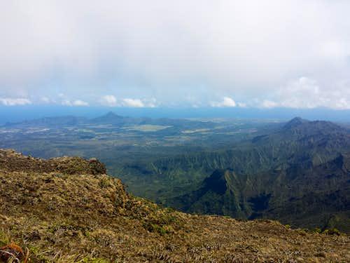 Poʻipū from Kawaikini