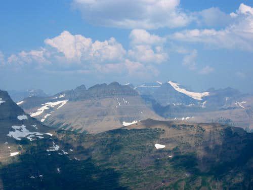 Mount Wilbur & Other Peaks