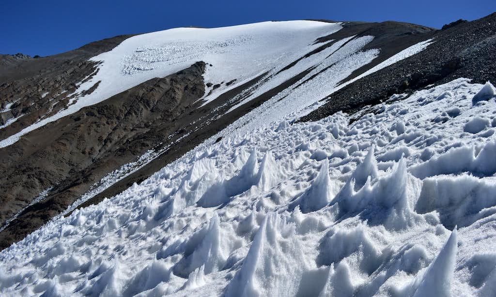 Cerro Plata Traverse 2016