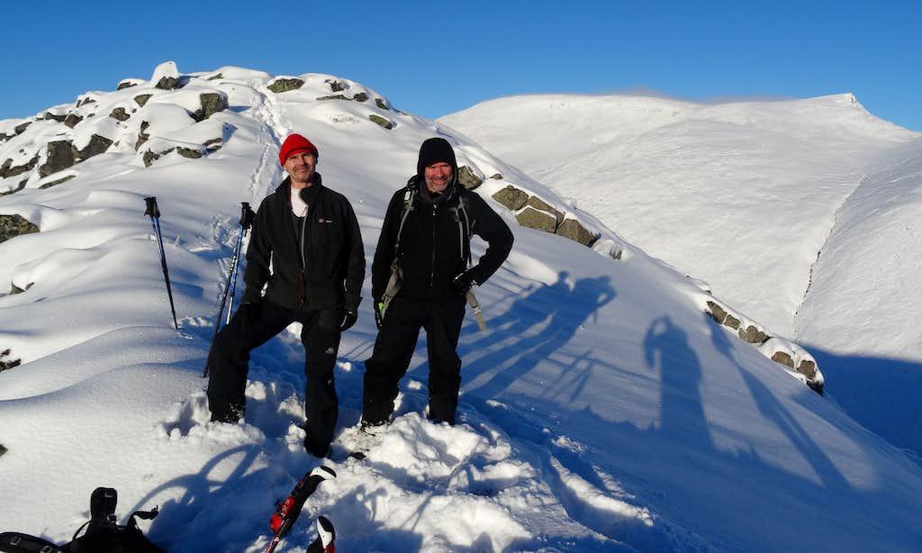 Cordon del Plata 2016 Expedition