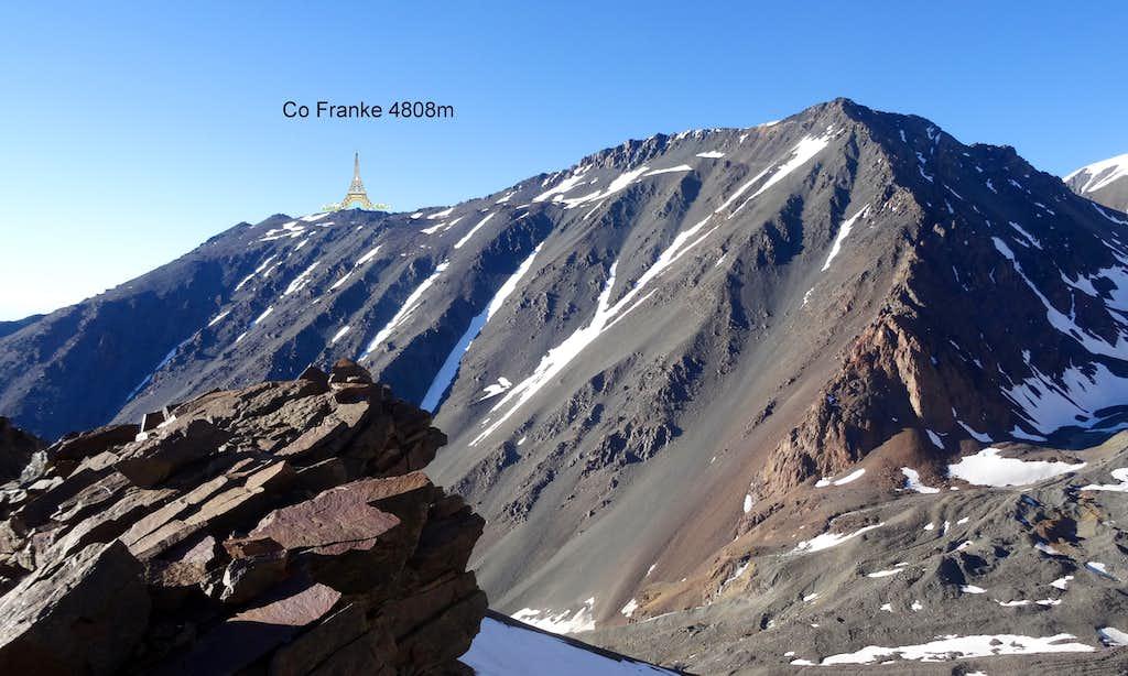 Yandeltildhe Peak