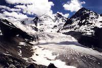 June 1999 Glacier de Moiry