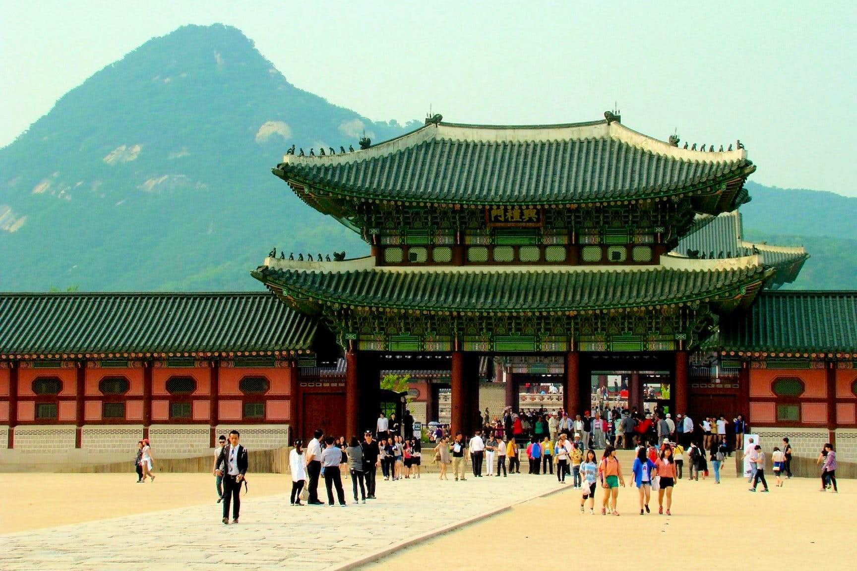 Tours & Hikes in South Korea
