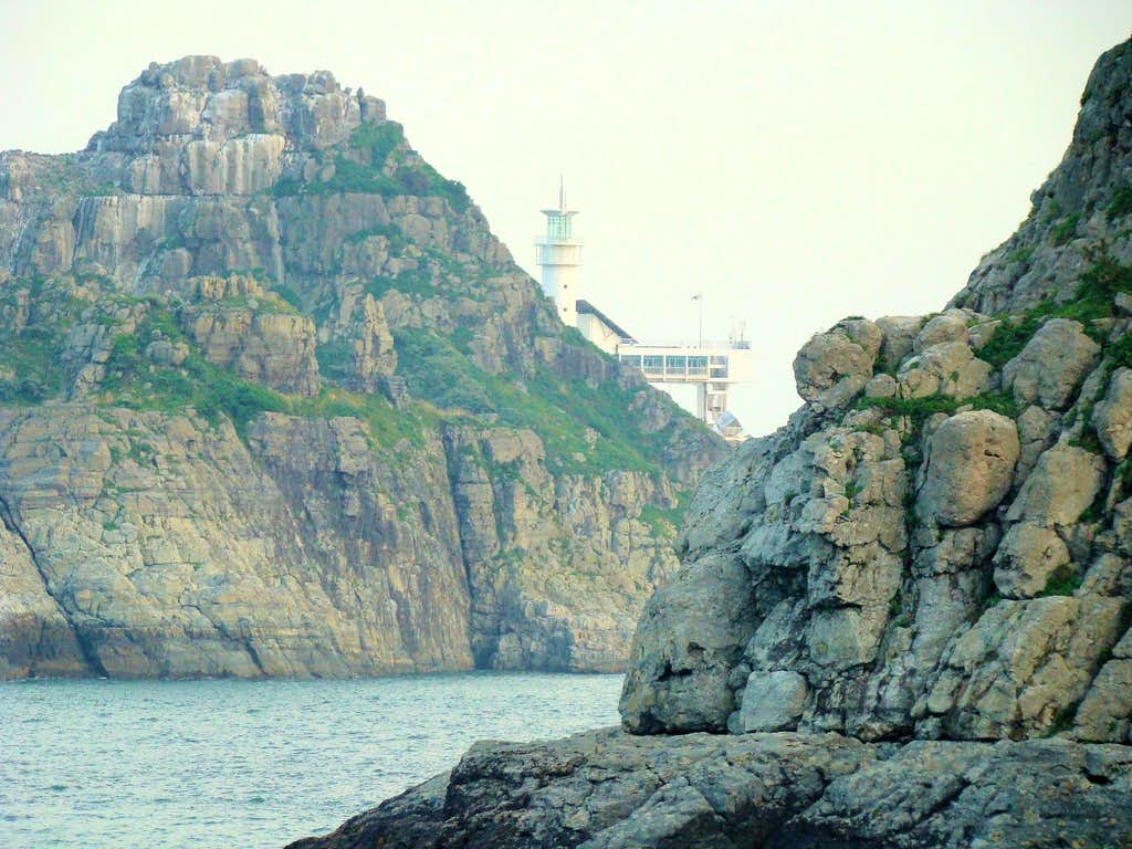 Oryukdo Lighthouse