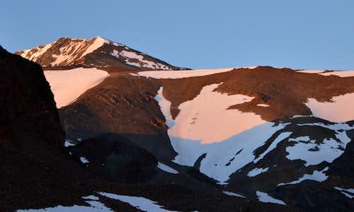 Plata Expedition: descent & return