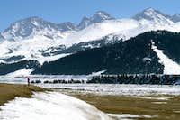 At-Bashi ridge
