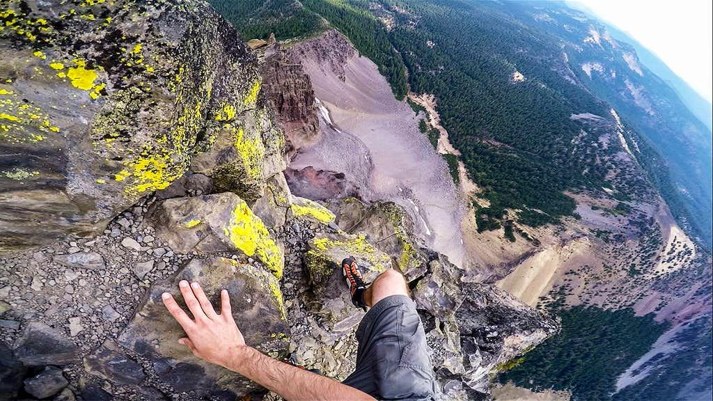 Mt. Thielsen Pinnacle
