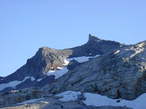 Mount Agassiz seen from the...