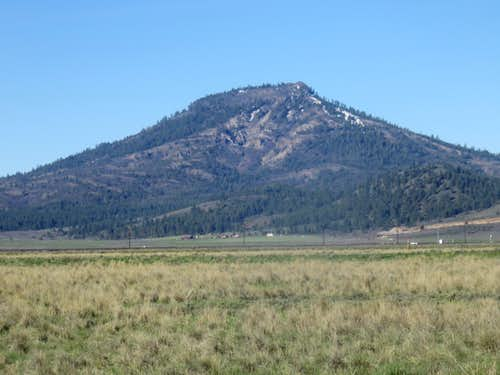 Beckwourth Peak