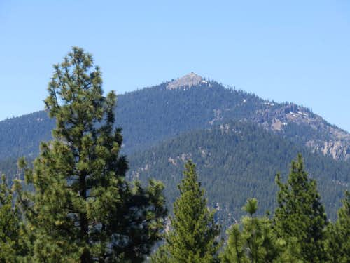 Smith Peak Fire Lookout