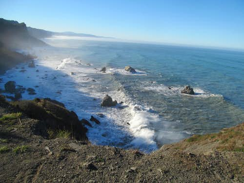 Klamath River/Requa Point aera