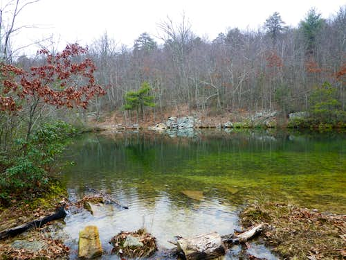 Pleasant Mountain Pond