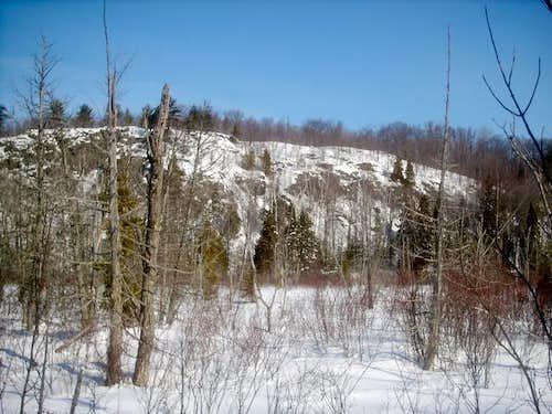 Huron Mountain cliffs