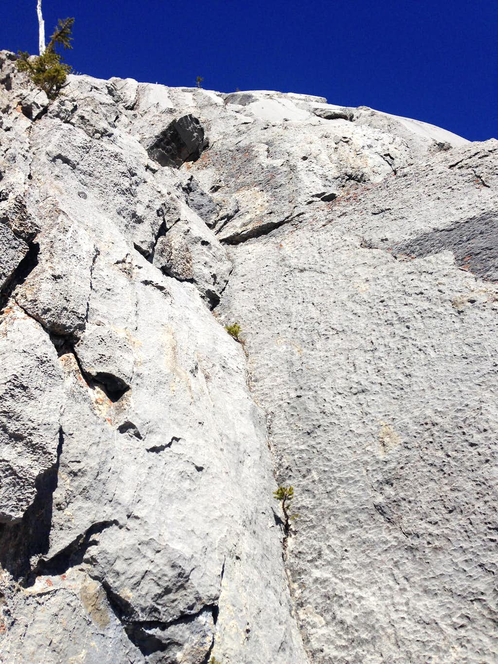 View up pitch 3 of