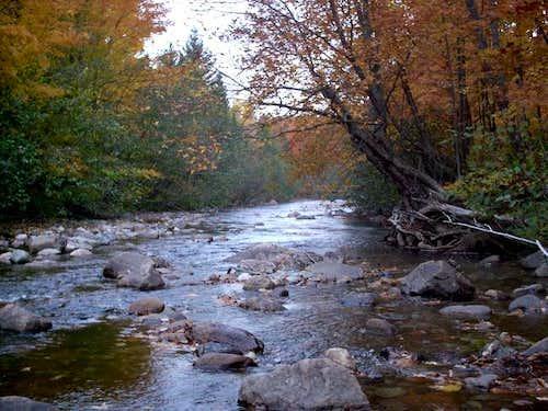Huron River East Branch,...