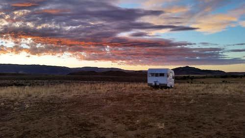 Wyoming Skies