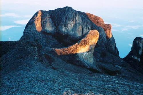 Alexandra peak