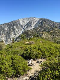 Mt. Baldy from Lookout Mountain # 2