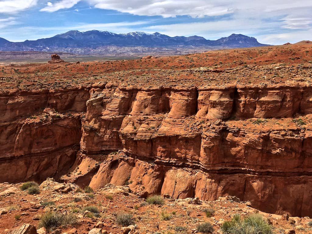 Shillelagh Canyon