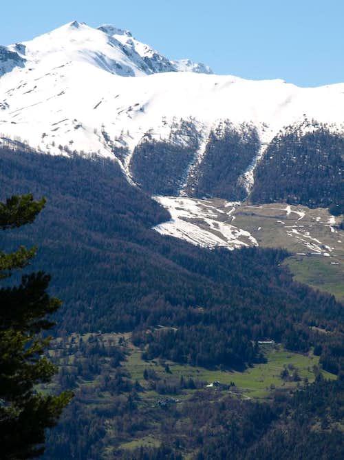 Val Buthier below Mont La Tsa & Costa Tardiva 2016