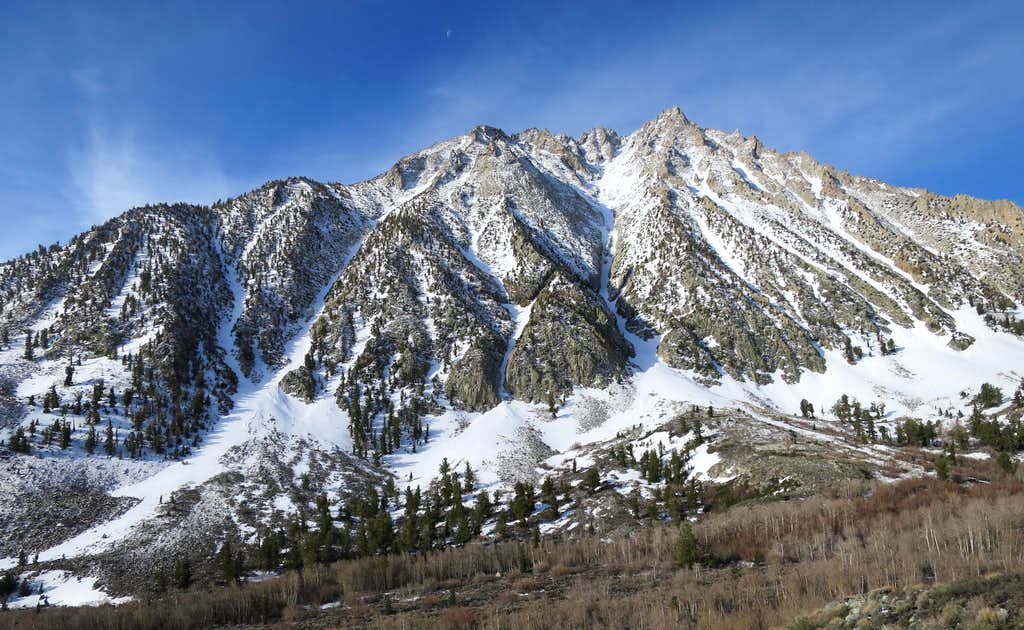 North Couloirs