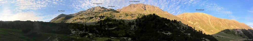 Labeled Sesvenna Panorama