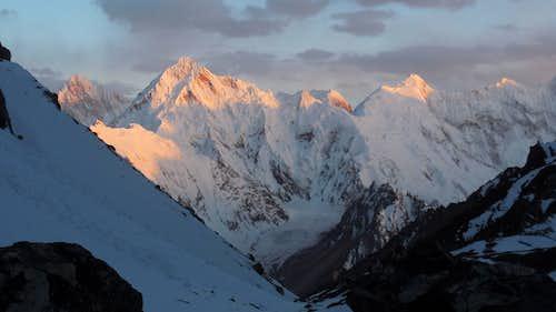 Virjerab Peaks