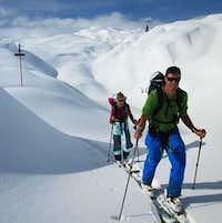 Ski touring in Mount Triglav National Park: 4 days off the beaten tracks!
