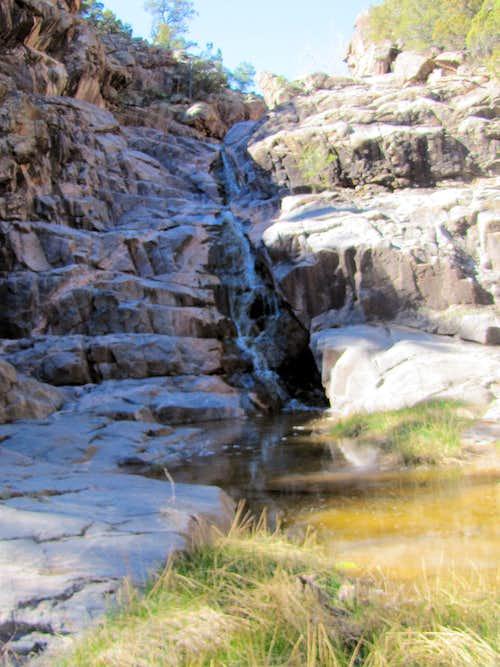 Fourth Waterfall