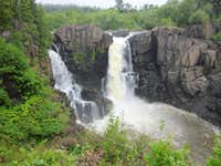 High Falls - Pigeon River