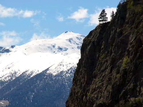 Mont de La Tsa <i>(2742m)</i> the Vertex of Val Buthier 2016