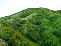 upper slopes