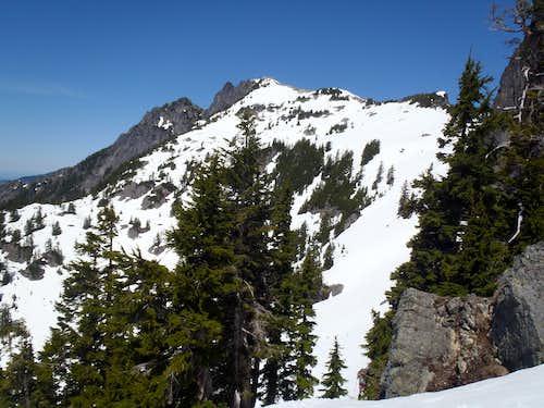 Gunnshy Peak