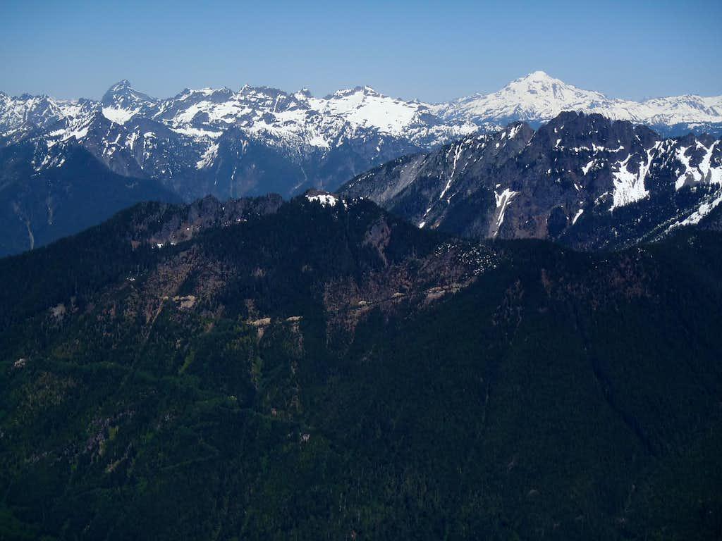 Northeast View From Gunnshy