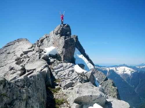 Gunnshy Summit