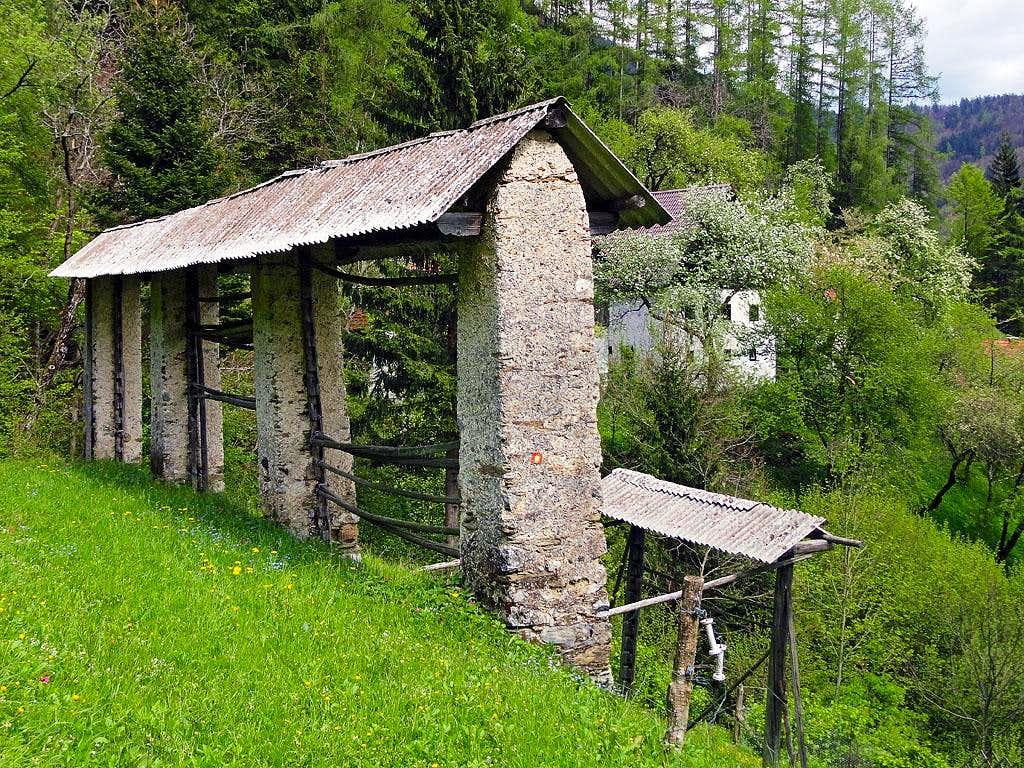 Kovce hamlet
