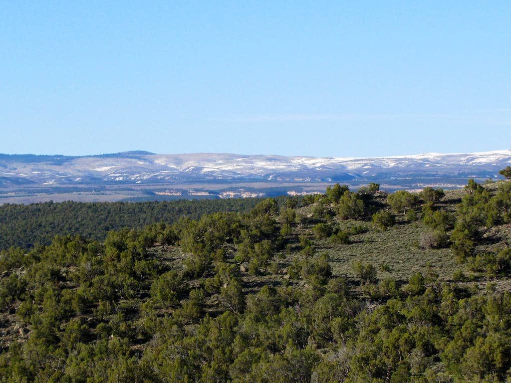 Near Liberty Cap Upper Trailhead