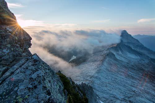 View Below Summit