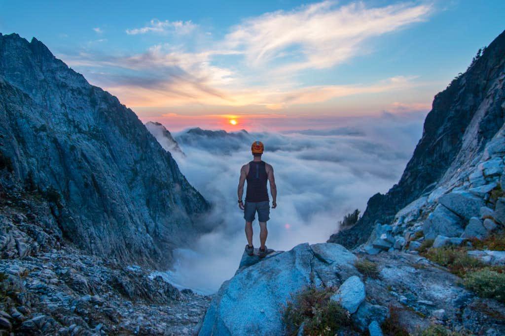 Wolf Peak Views