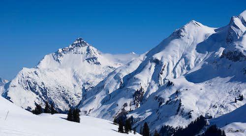 Biberkopf (2599m)