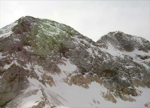 View on Triglav from...