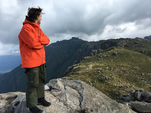 Summit of Prateleiras