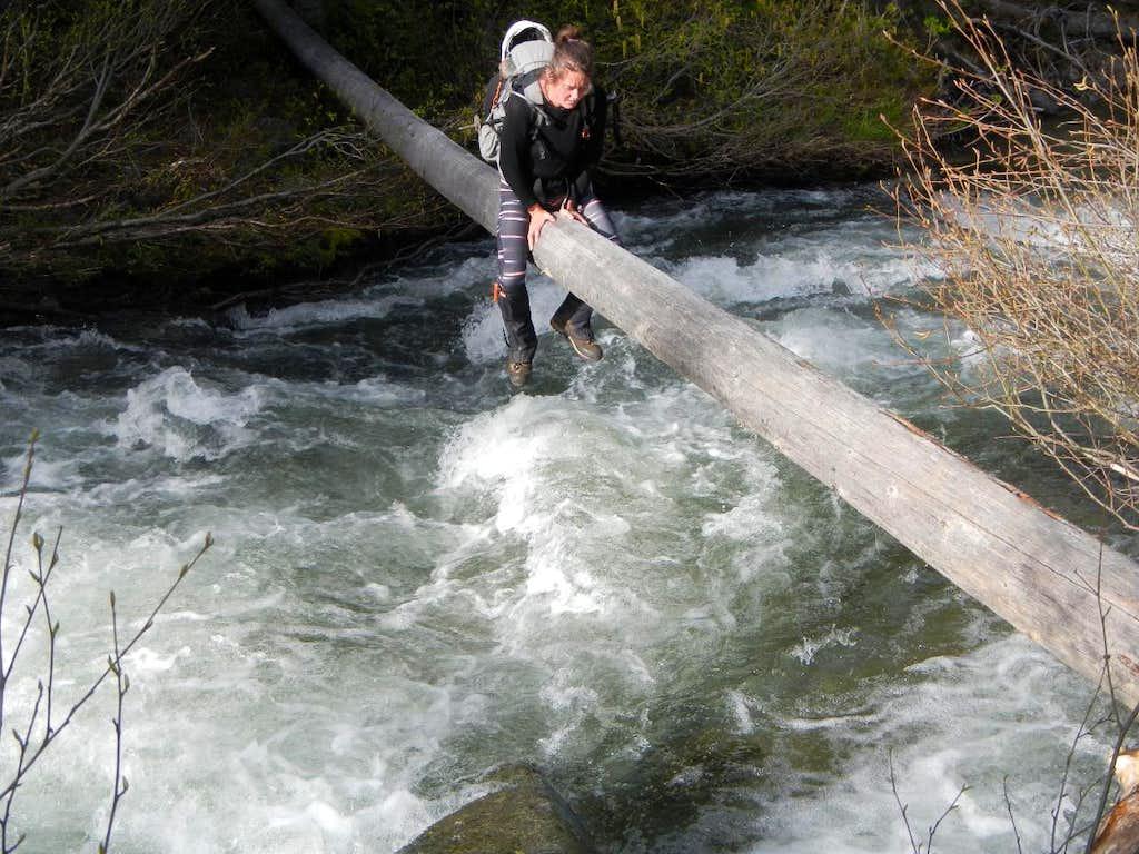 Ingalls Creek Crossing