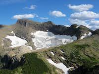 A Look Back at Swiftcurrent Glacier